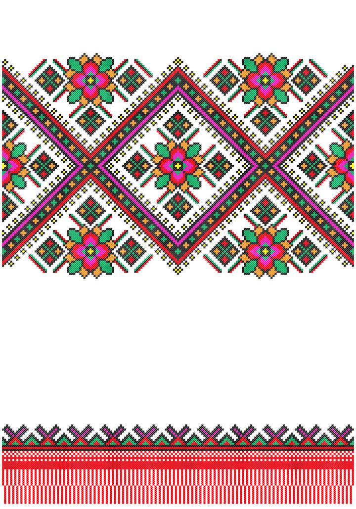 Ukraine Pattern