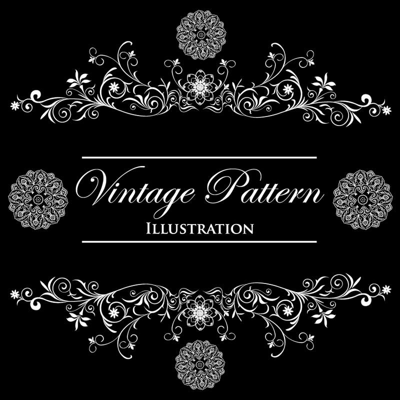 Vintage Pattern 3