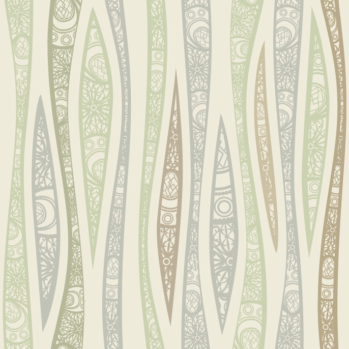 Vintage Pattern Background 2