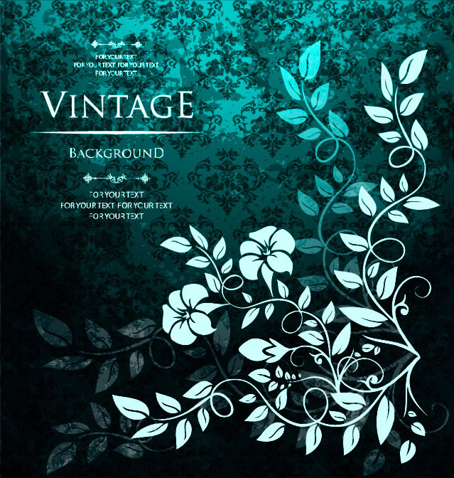 Vintage Pattern Background 3