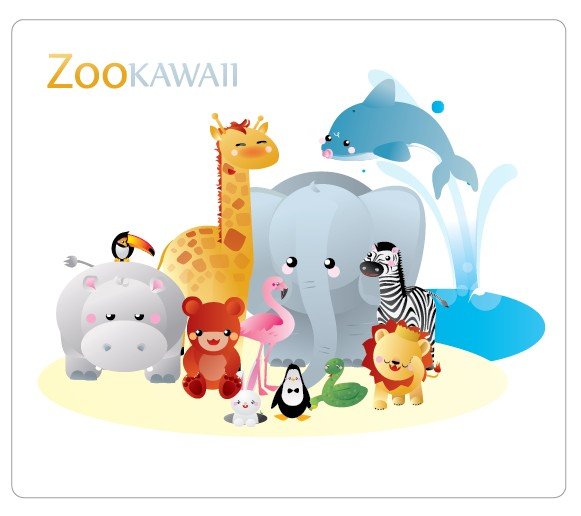 Zoo Kawaii