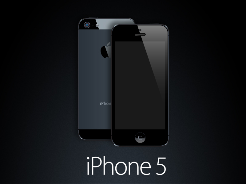 iPhone 5 Vector 2