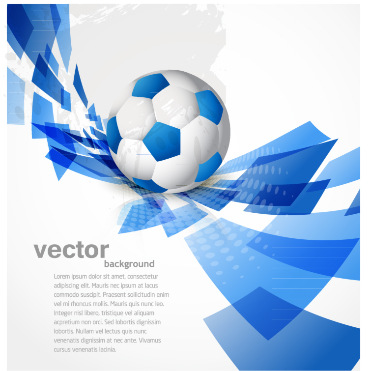 Abstract Football | Free Vector Graphic Download