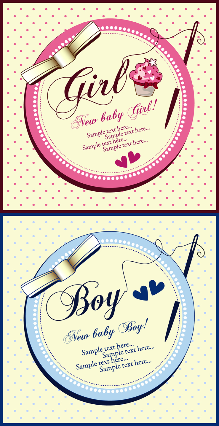 Boy & Girl Collage