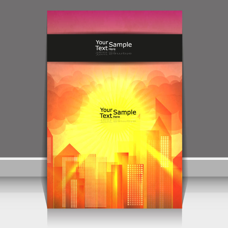 Brochure Cover Sunrise 2