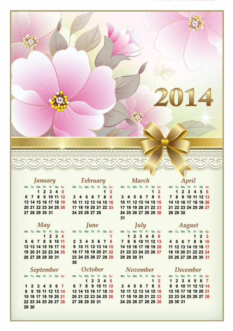Calendar 2014 19