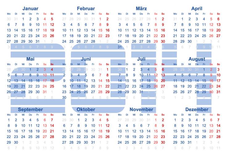 Calendar 2014 20 Vector free download