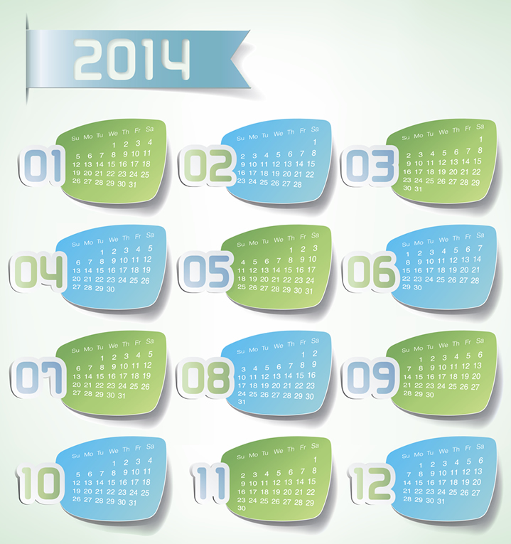 Calendar 2014 5