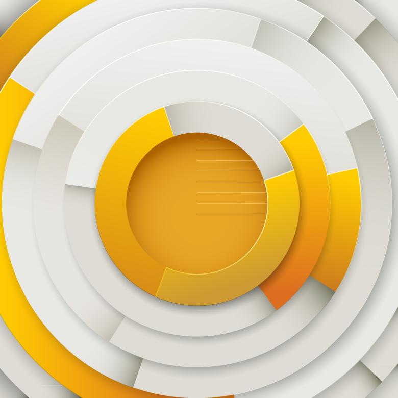 Circle Background 3