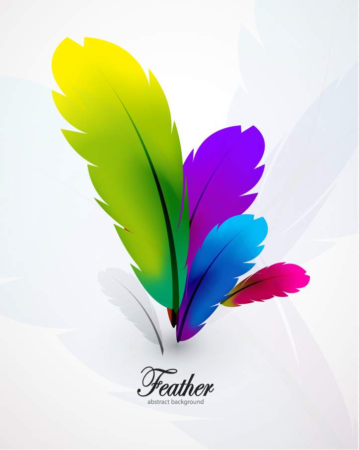 Color Feather