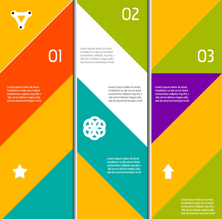 Colorful Infographics Data