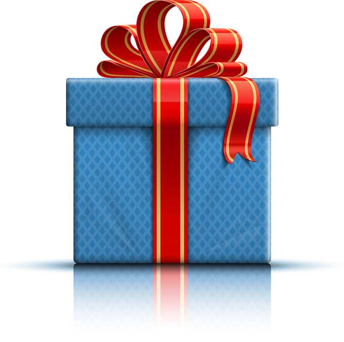 Gift box 3 free vector graphic download gift box 3 negle Image collections