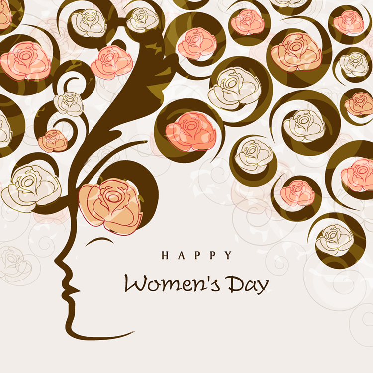 Happy Women's Day 6