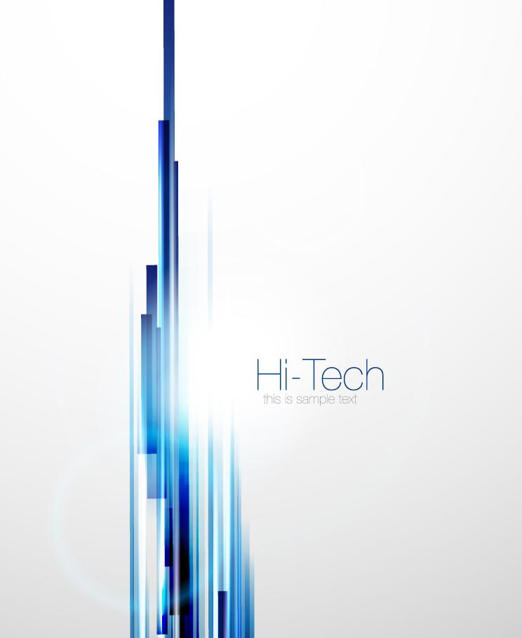 Hi-Tech Background 28
