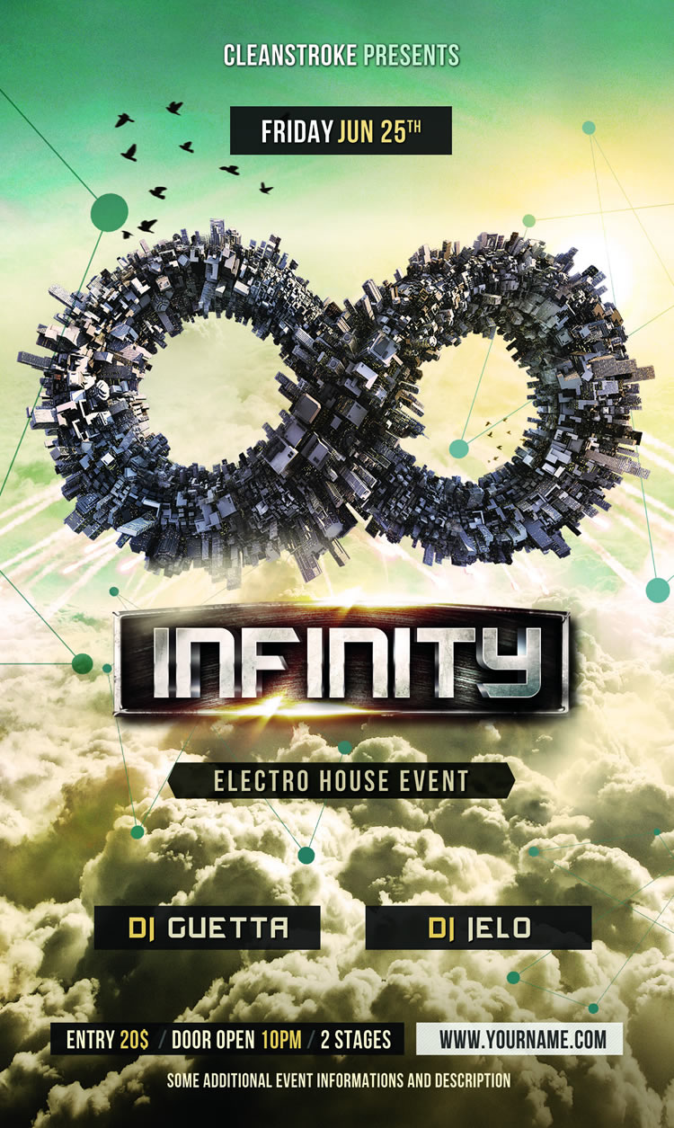 Infinity Electro House Event