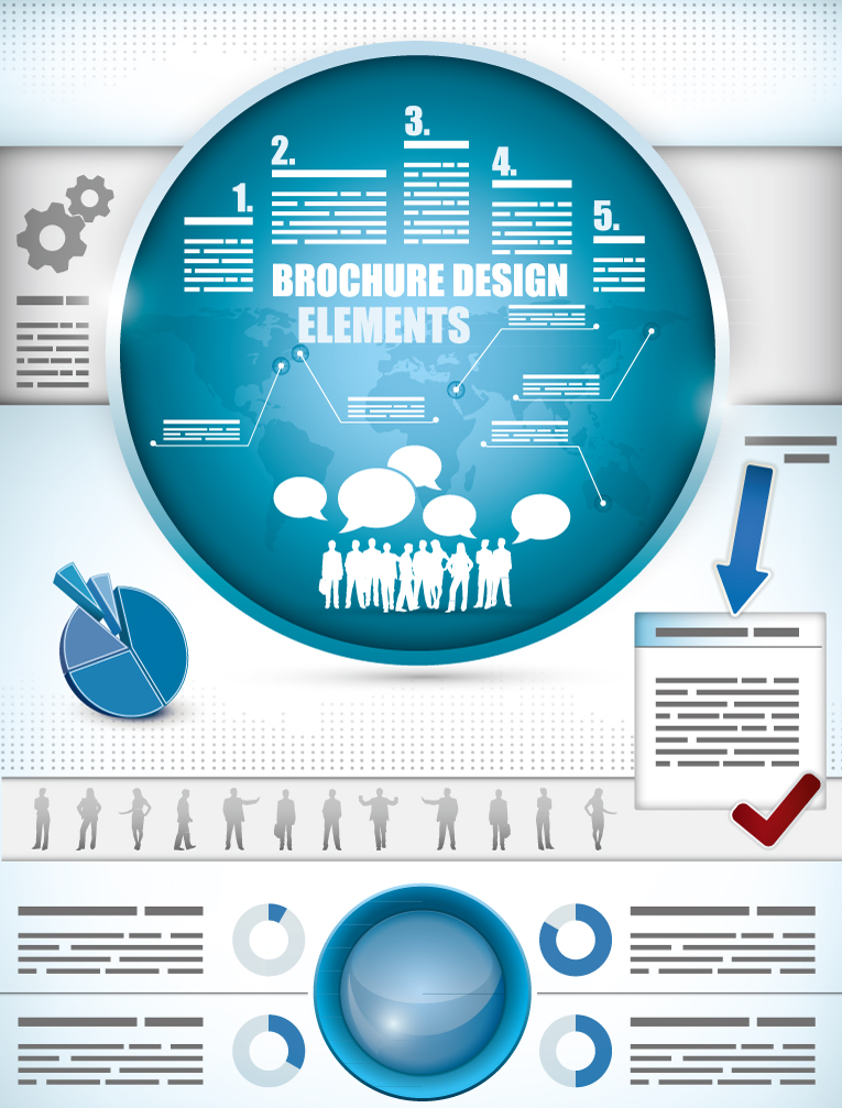 Infographic Brochure Design