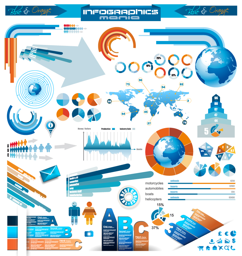 Infographics and Chart Design