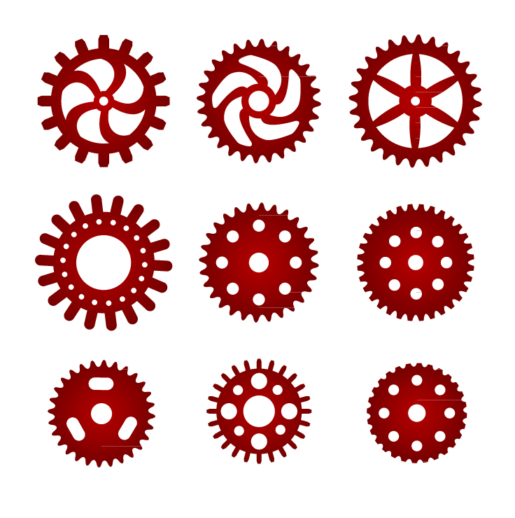 Mechanical Gear 2
