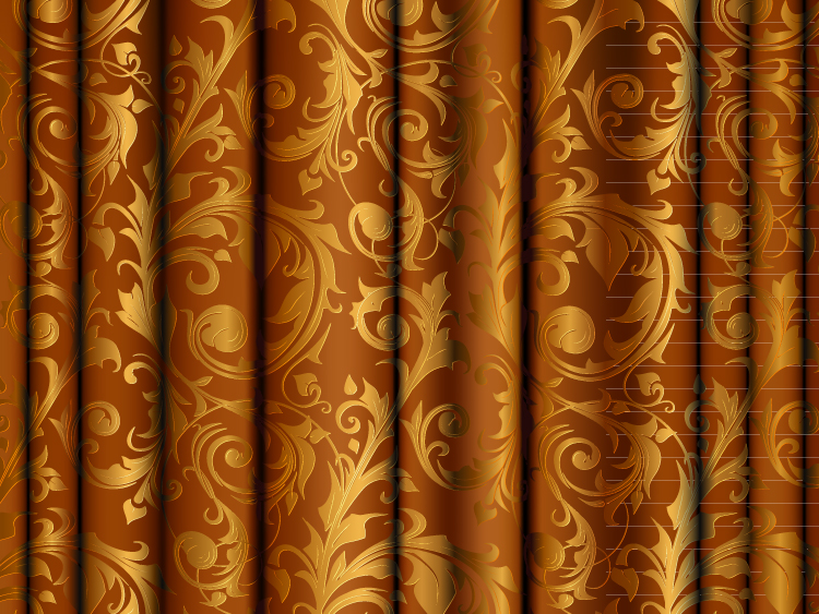 Pattern Curtain 2