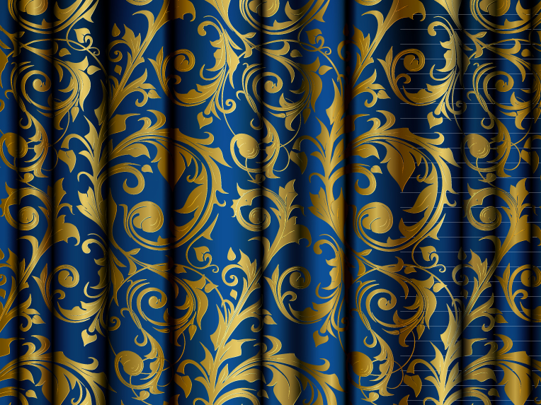 Pattern Curtain