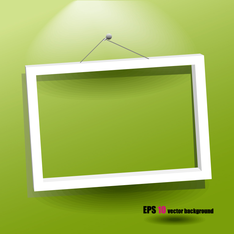 Photo Frame Template  Free Vector Graphic Download