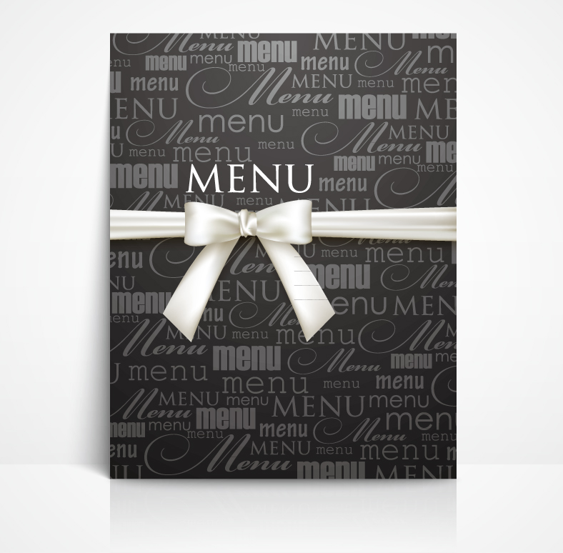 Restaurant Menu Booklet Template | Free Vector Graphic Download