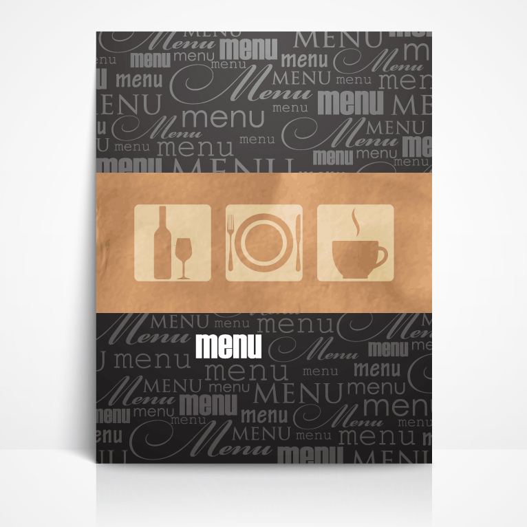 Restaurant Menu Booklet