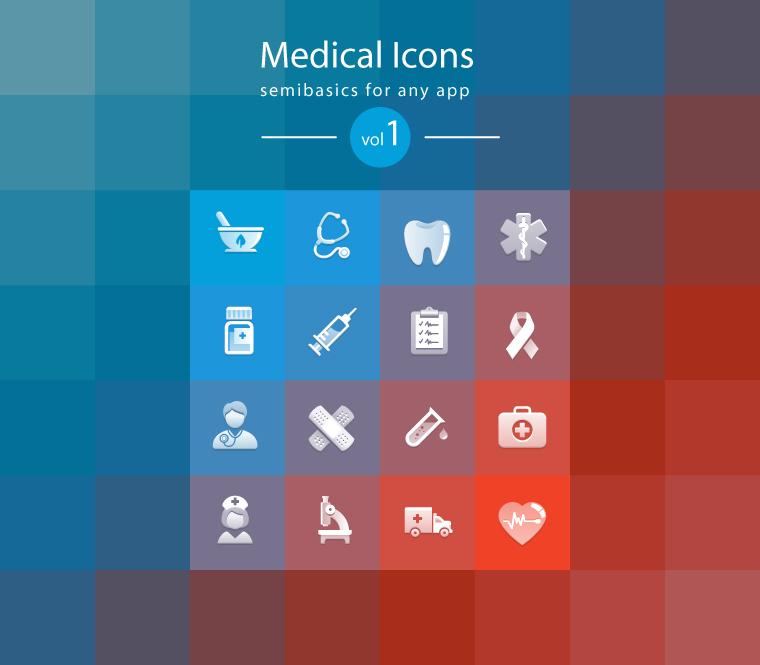 Semibasics App Icons