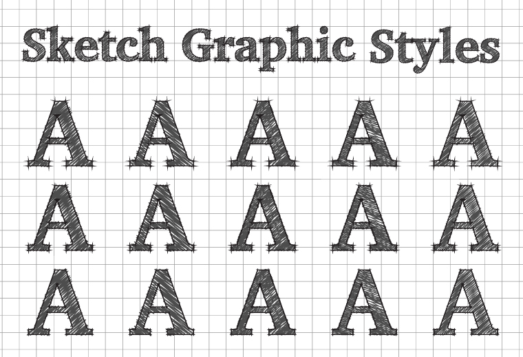 Sketch Graphic Styles