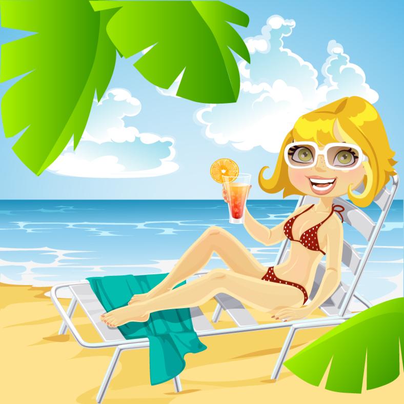 Summer Beach 3