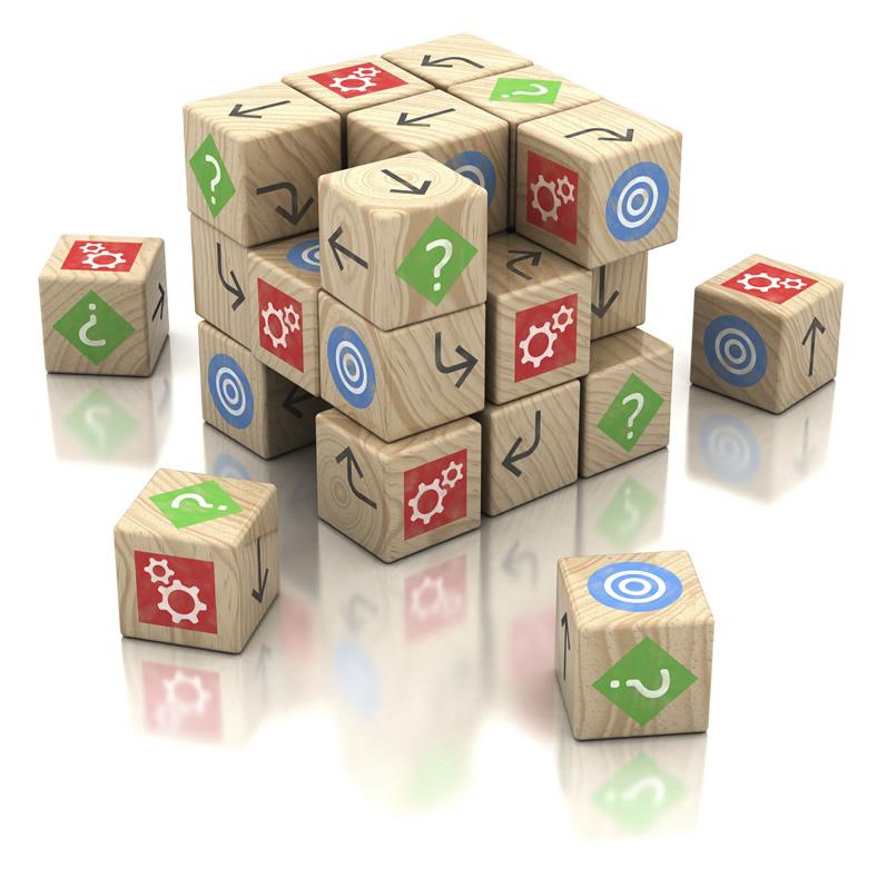 Symbol Cube