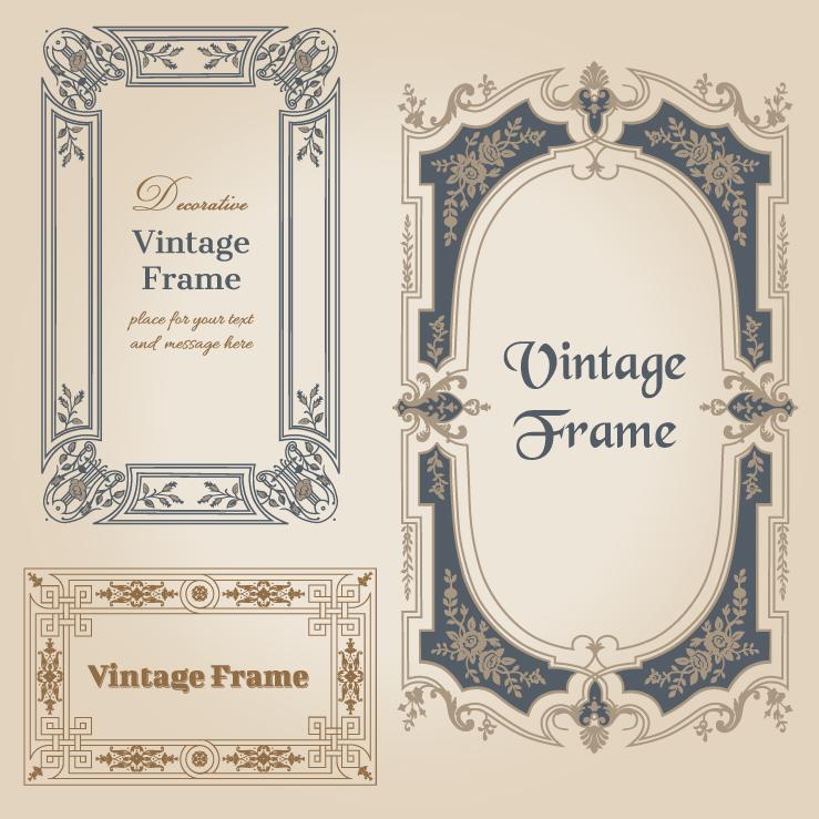 Vintage Frame 2