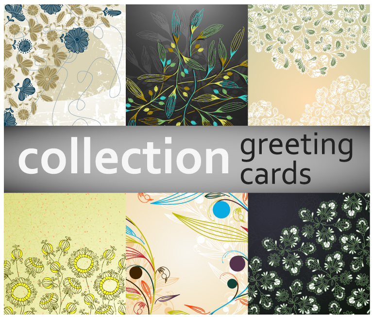 Collection Greeting Cards 2