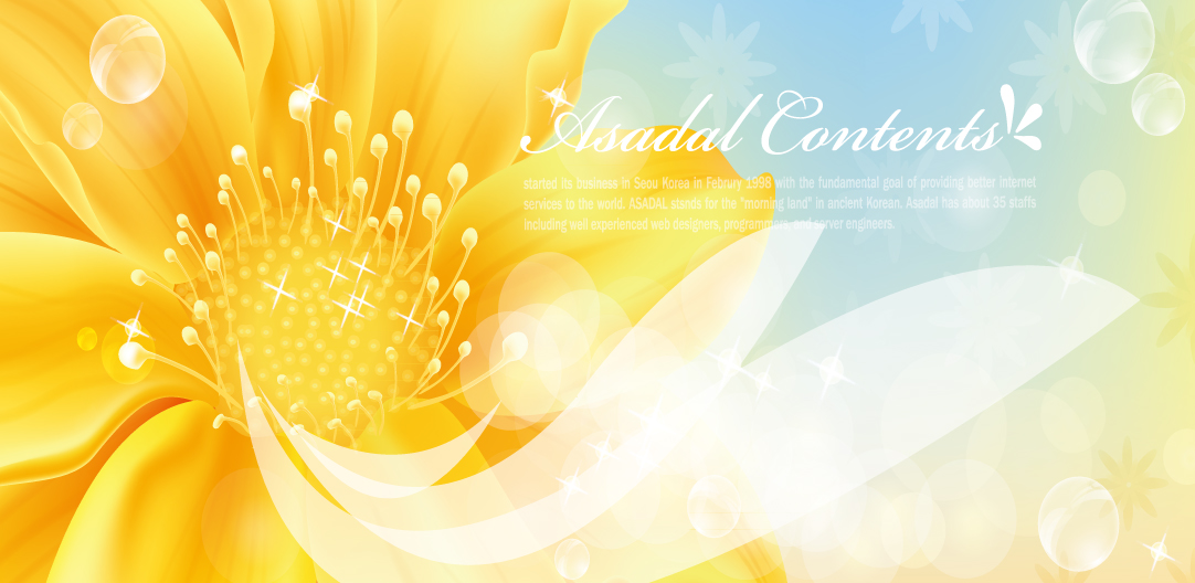 Golden Floral Banner 2