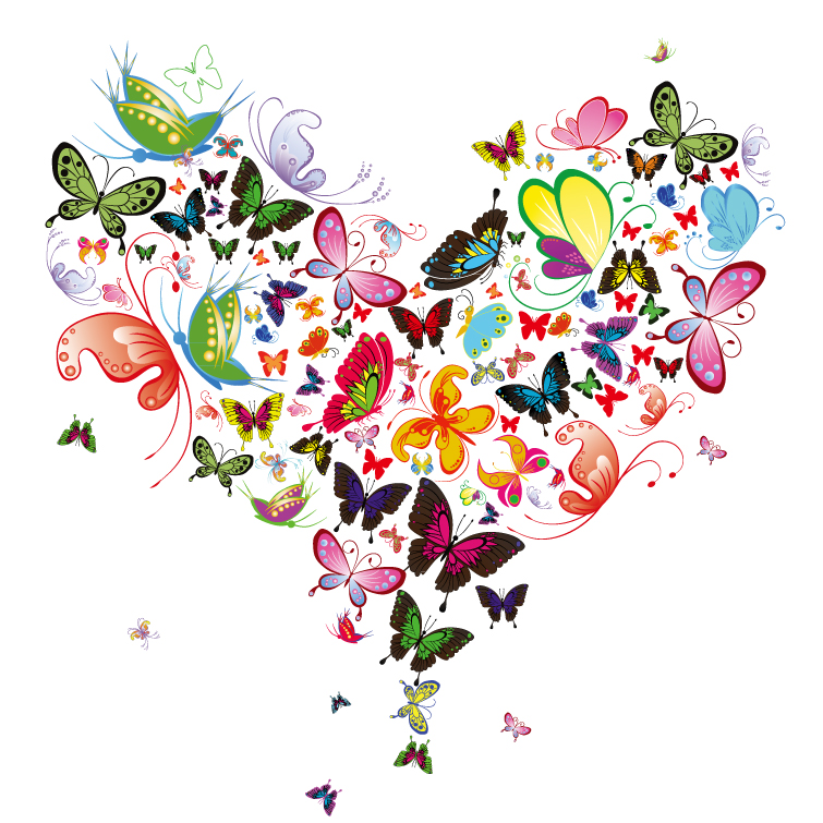 Heart of Butterfly