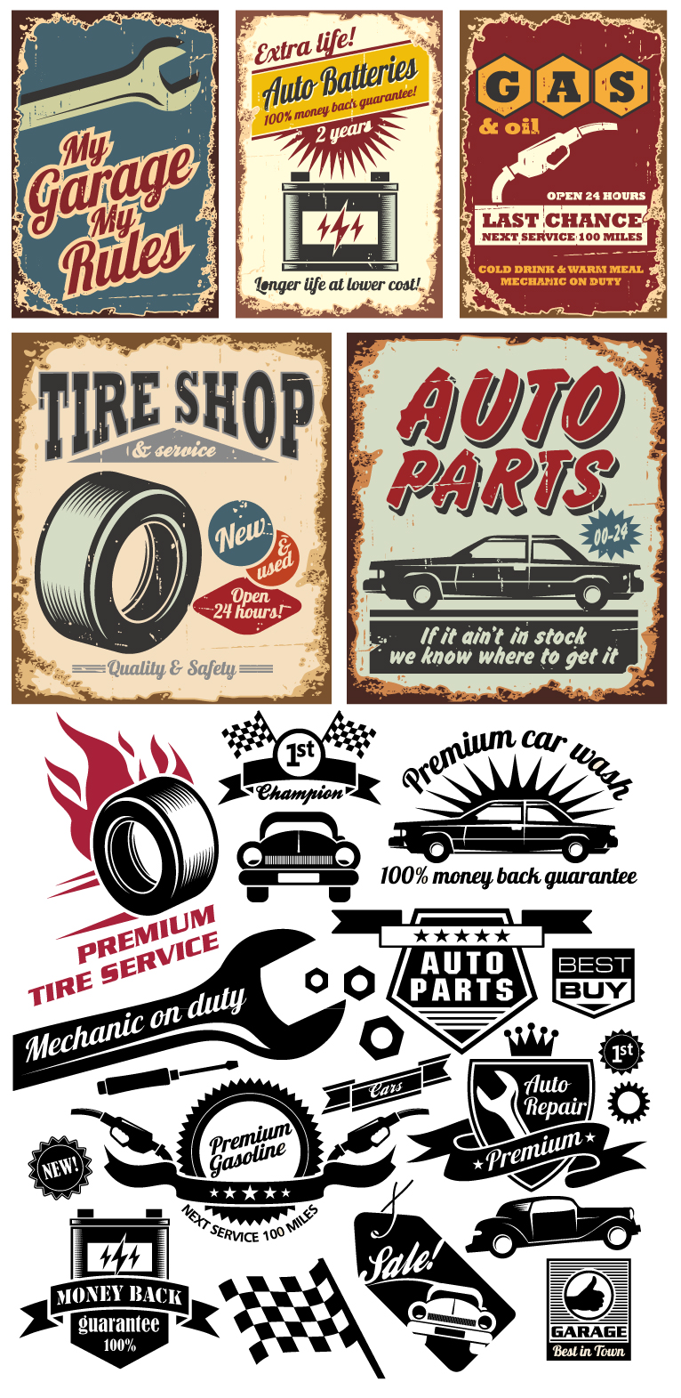 Premium Tire Service