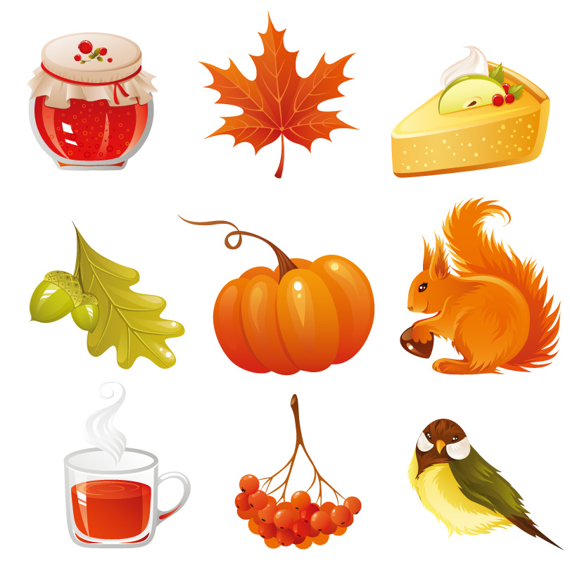 Autumn Icon Autumn