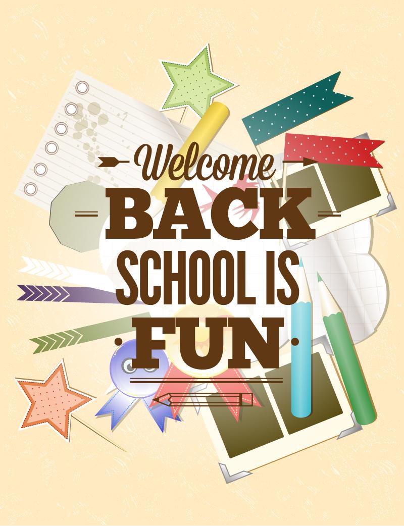 Back Schools Fun 3