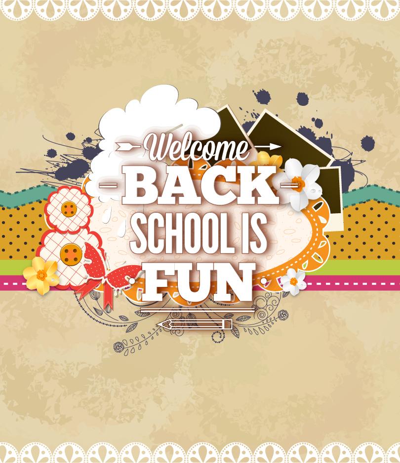 Back Schools Fun 4