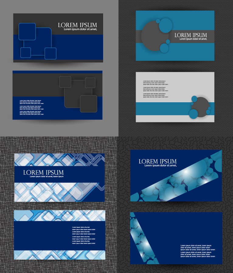 Business cards free vector graphic download for Business card background vector