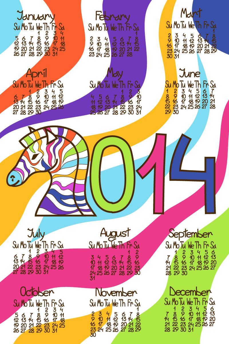 Calendar 2014 29