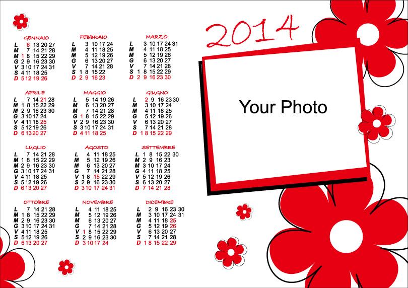 Calendar 2014 31