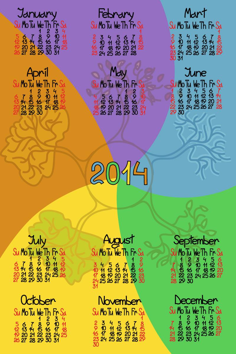 Calendar 2014 32