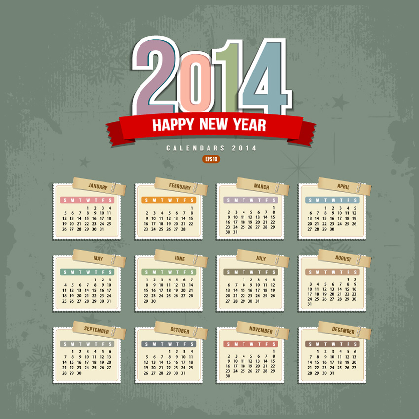 Calendar 2014 33