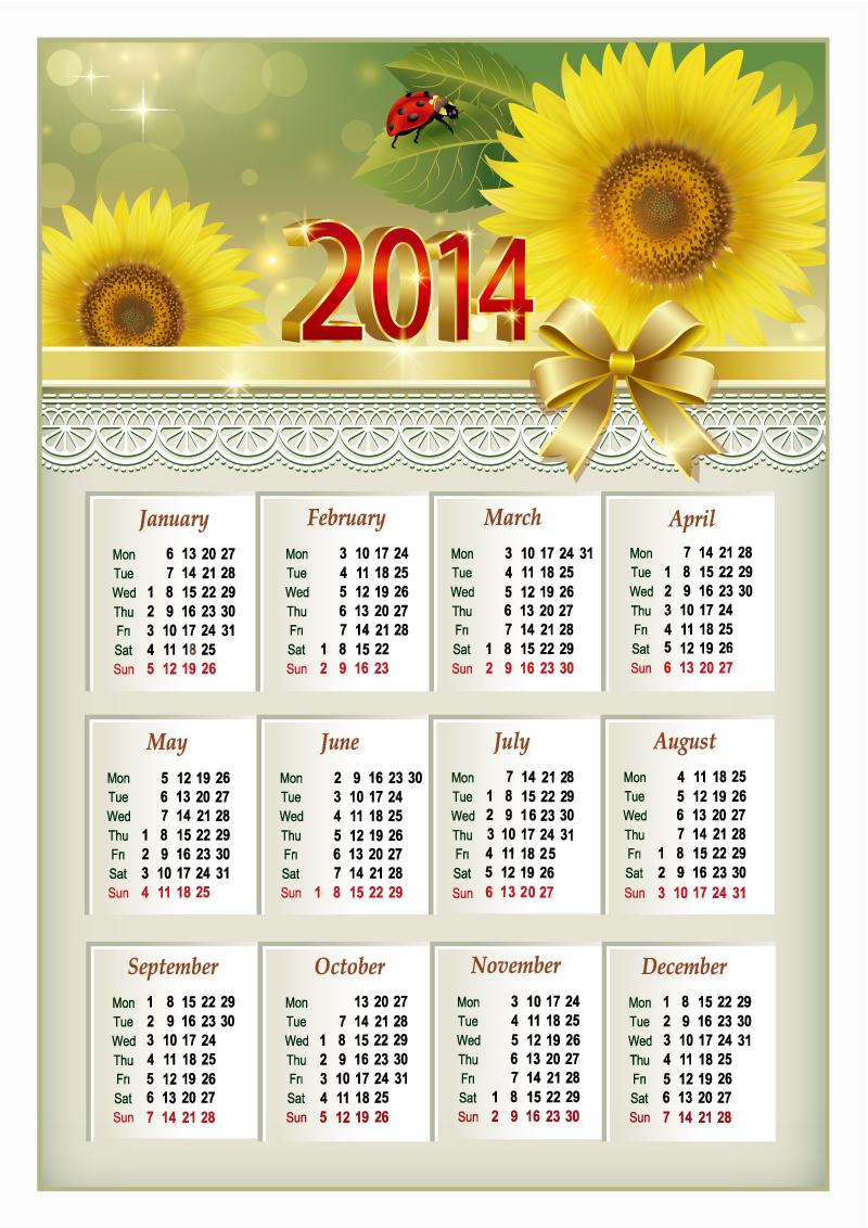 Calendar 2014 39