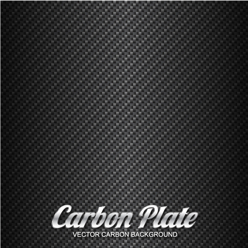 Carbon Plate Background