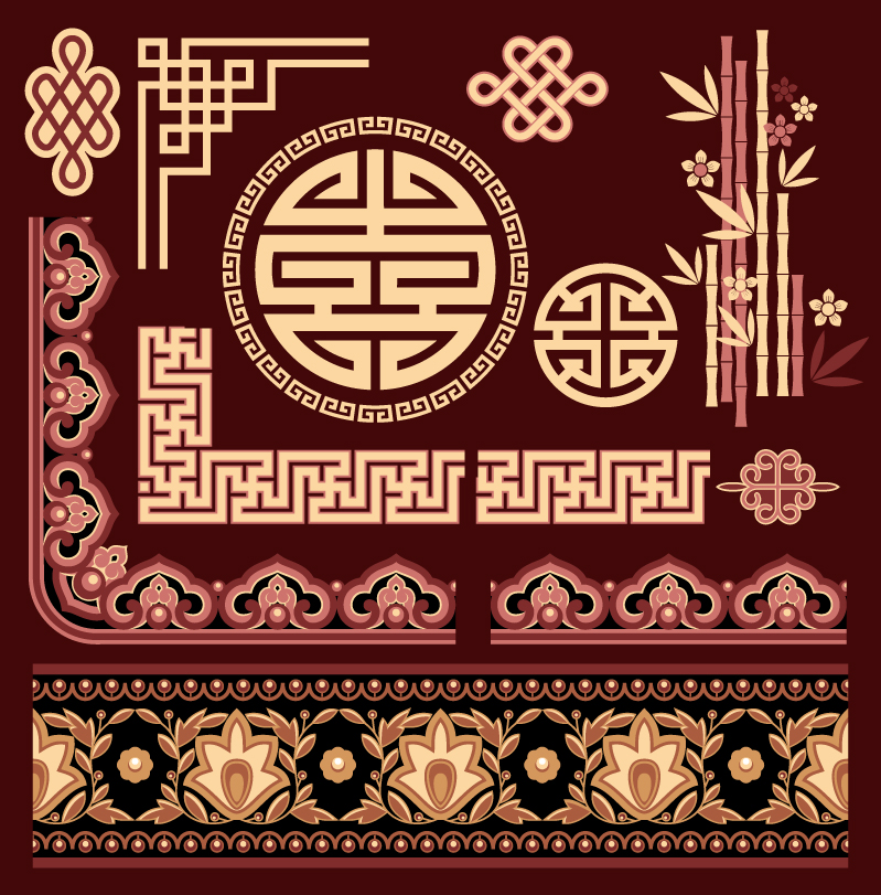 Chinese Classical Pattern 3