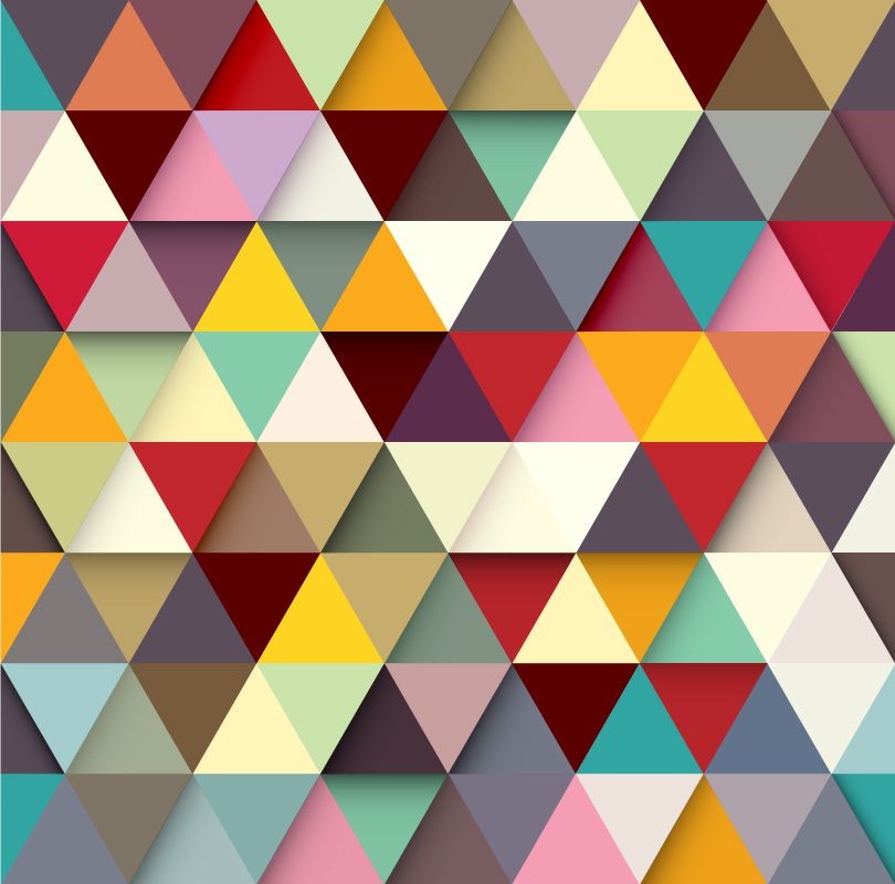Phil Abrams Wallpapers Triangle Background Triangle Puzzle Background