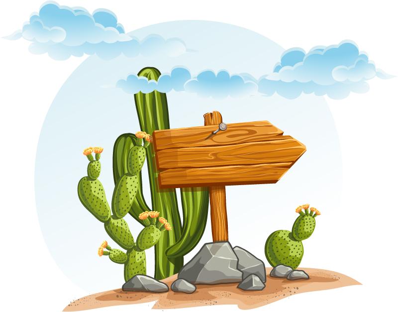 Desert Cactus