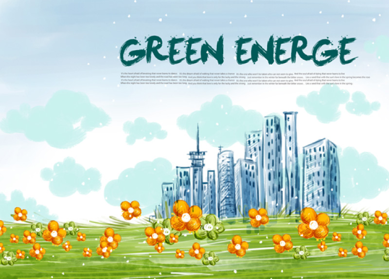 Green Energe PSD